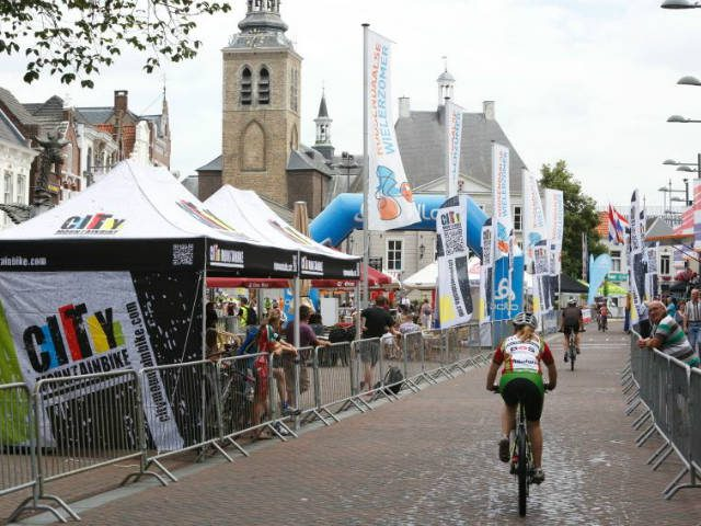 City Mountainbike in Roosendaal