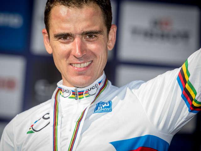 Absalon voor vijfde keer wereldkampioen