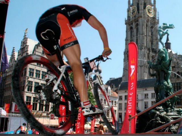 Etixx Sports Nutrition en City Mountainbike Challenge slaan handen in elkaar
