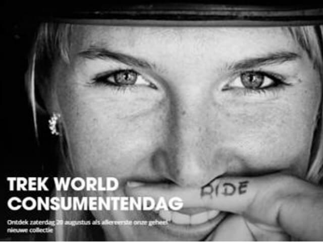 Trek World Benelux consumentendag