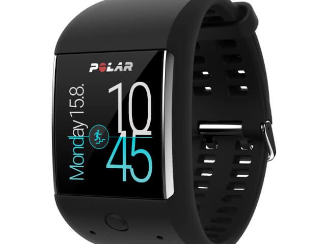 Polar M600, sporthorloge met Android Wear