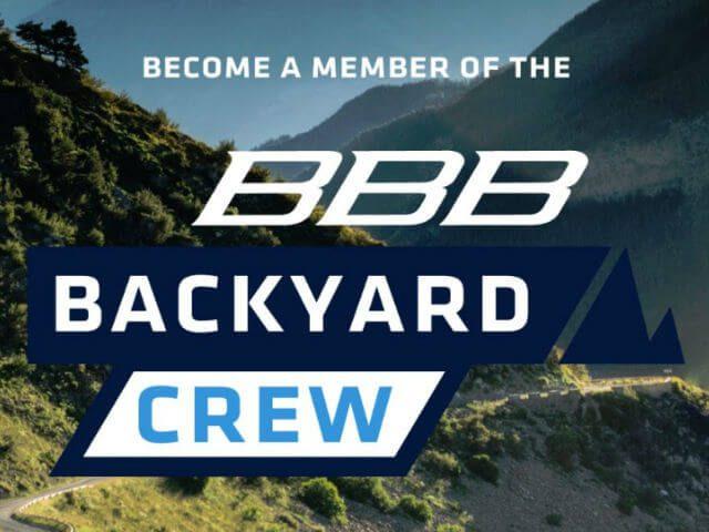 BBB start Backyard Crew om amateurfietsers te ondersteunen
