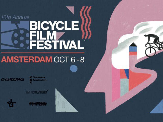 Bicycle Film Festival komt naar Amsterdam