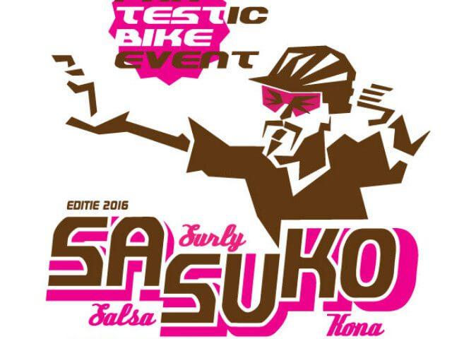 Salsa, Surly of Kona testen? Sasuko.