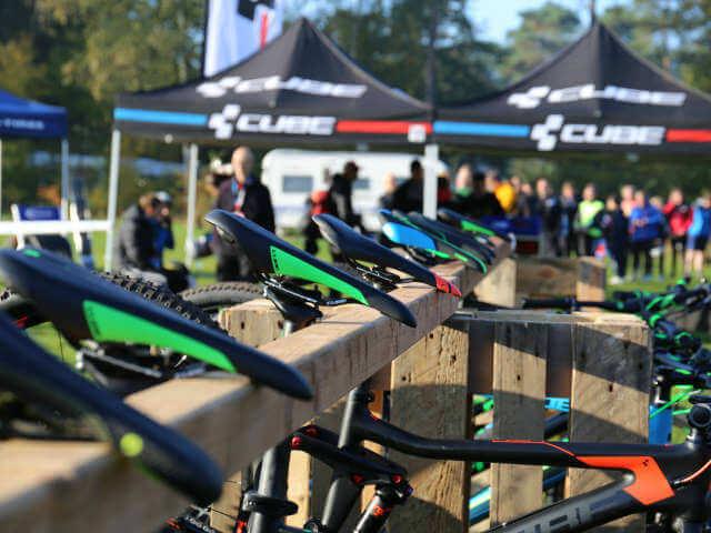 Cube Bike Experience XL