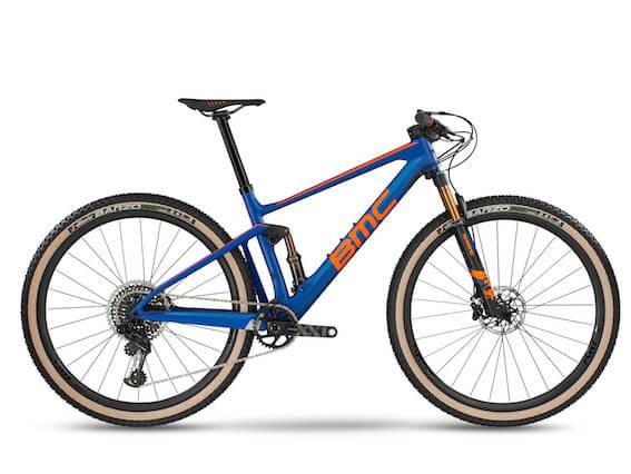 De nieuwe XC fiets van BMC: de Fourstroke 01