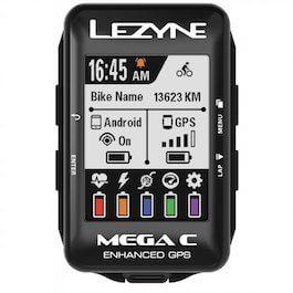 Lezyne Mega Color GPS – op de goede weg