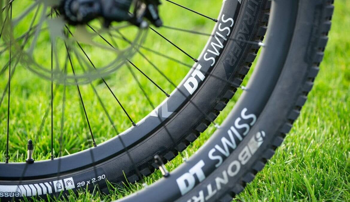 Trailbike wielen – aluminium of carbon