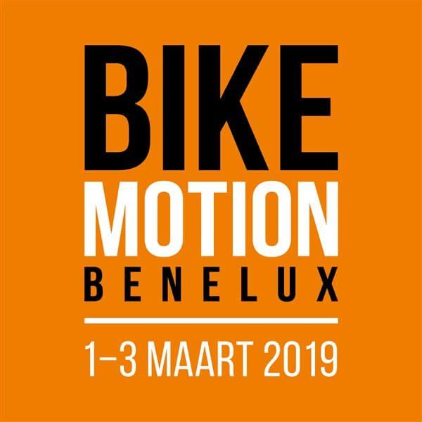 Bezoek ons op Bike Motion Benelux