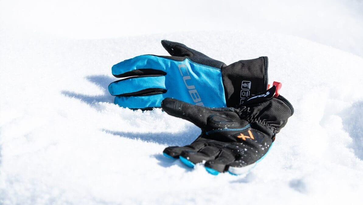 Cube X-Shell handschoenen