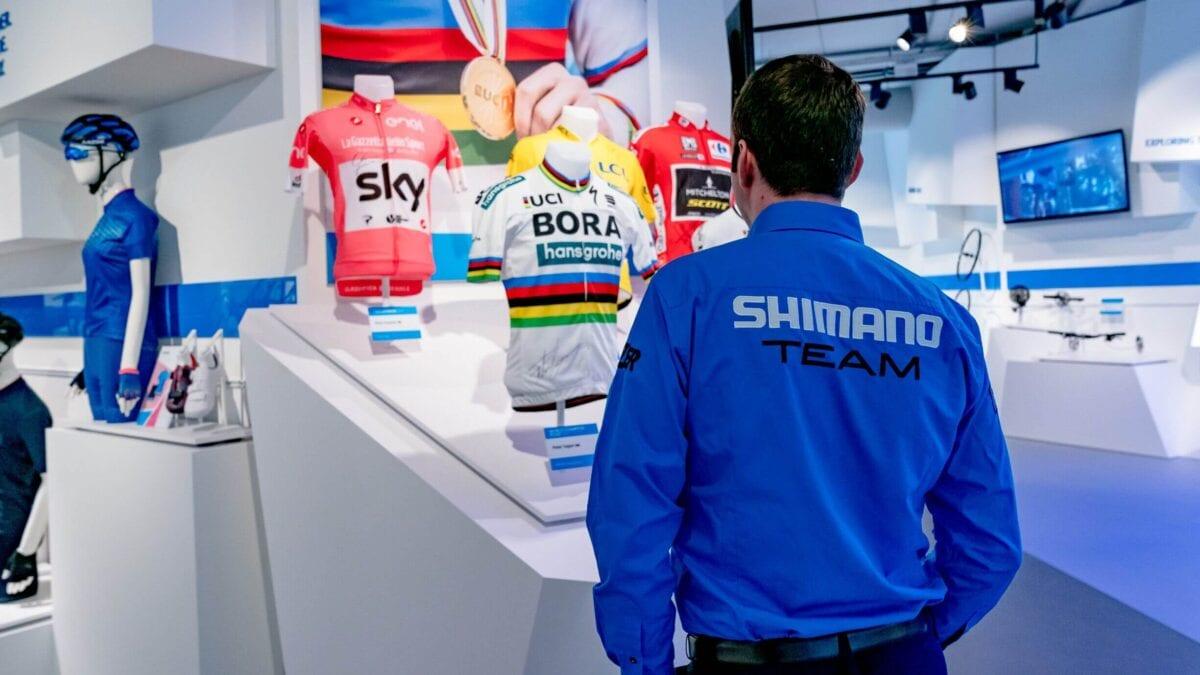 Shimano Experience Center opent deuren