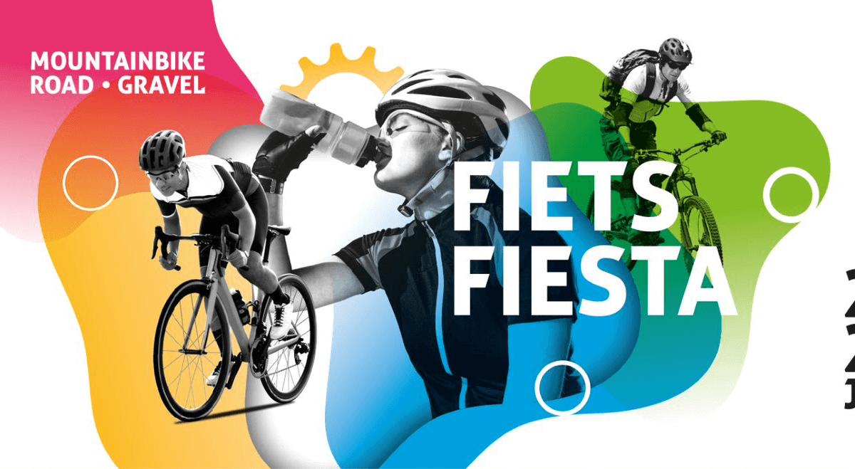 FietsFiesta – het tofste fietsfeestje van Nederland komt er weer aan!