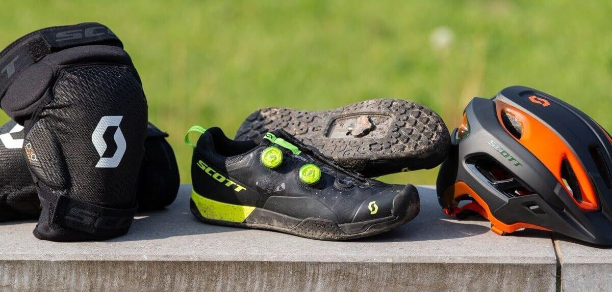 Scott Trail accessoires en bescherming