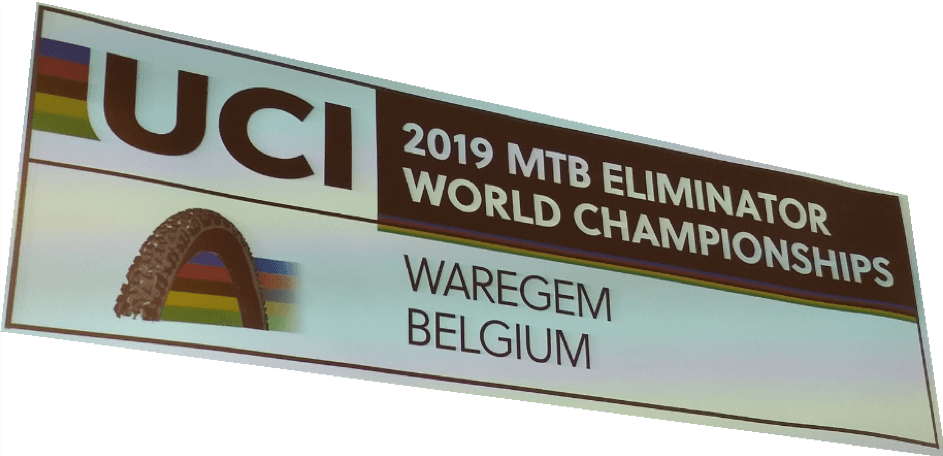Wereldkampioenschap MTB Eliminator in Waregem
