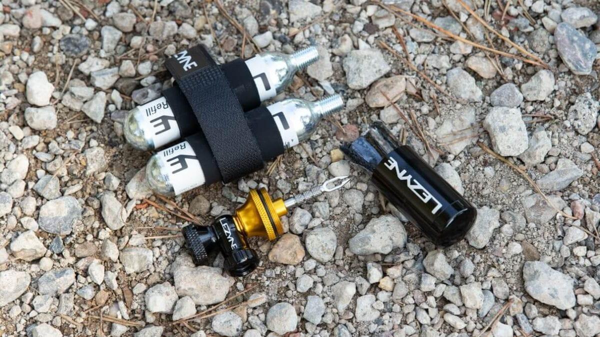 Lezyne Tubeless CO2 Blaster