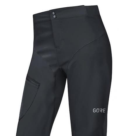 Gore C5 Windstopper Trail 2in1 Pants