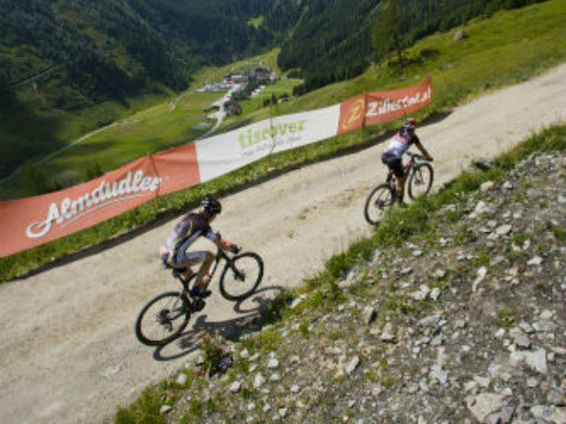 Winnaars startpakket Zillertal Bike Challenge