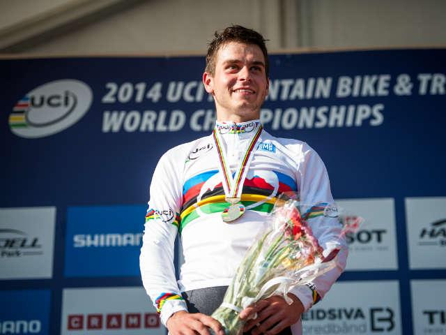 Michiel van der Heijden pakt wereldtitel U23