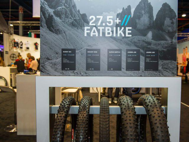 Schwalbe en de Plus-bikes
