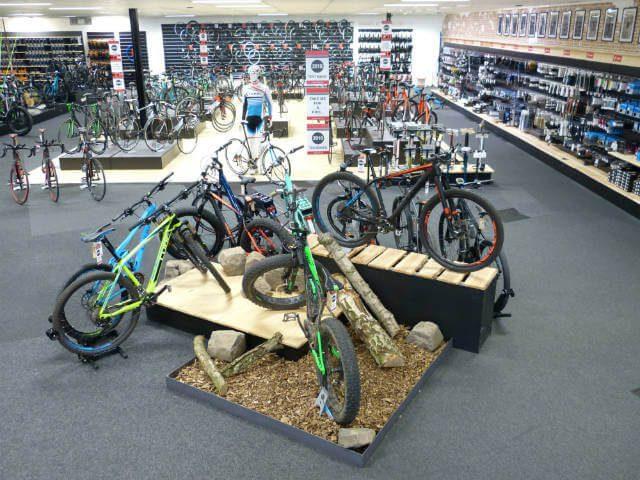 Bike2Build wordt eerste Cube Store in Nederland