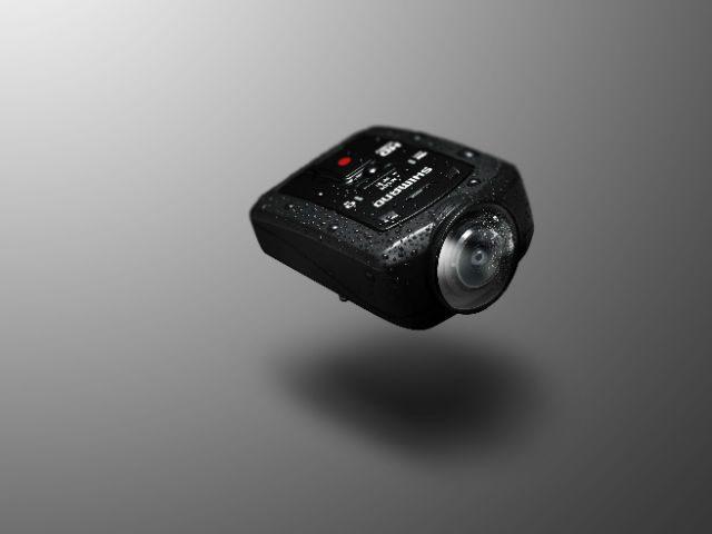 Video edit-software beschikbaar voor de Shimano Sport Camera CM1000
