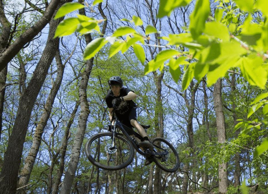 Bikespot – Op pad in eigen land