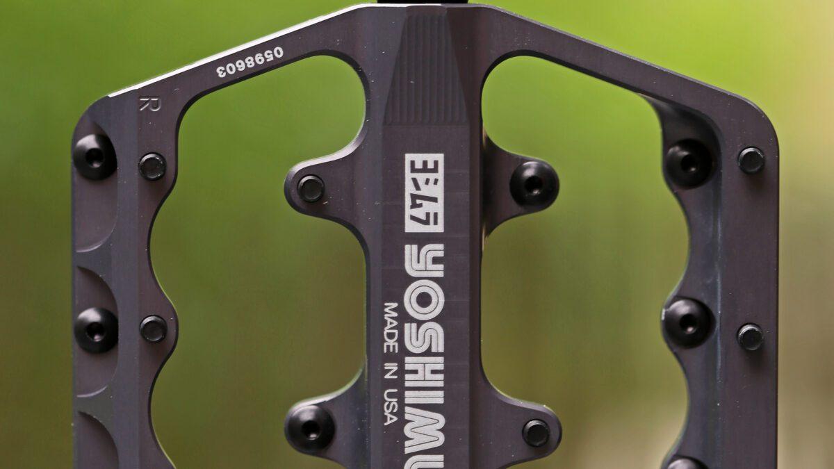 Gear – Motorsport topper komt met mountainbike pedalen X