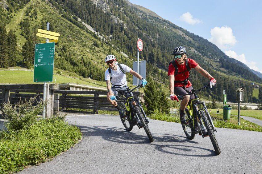 Ischgl nodigt alle fietsers uit voor WK E-bike!
